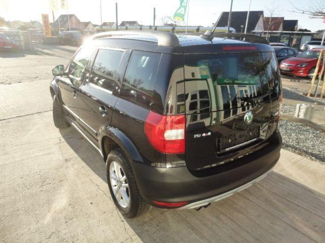 verkauft skoda yeti active 4x4 navi ah gebraucht 2013. Black Bedroom Furniture Sets. Home Design Ideas