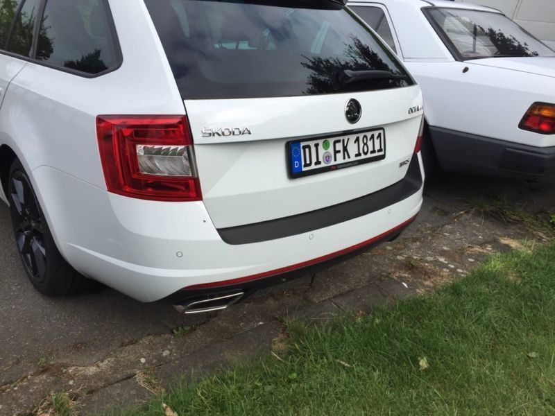 verkauft skoda octavia combi 2 0 tdi gebraucht 2015 km in reinheim. Black Bedroom Furniture Sets. Home Design Ideas