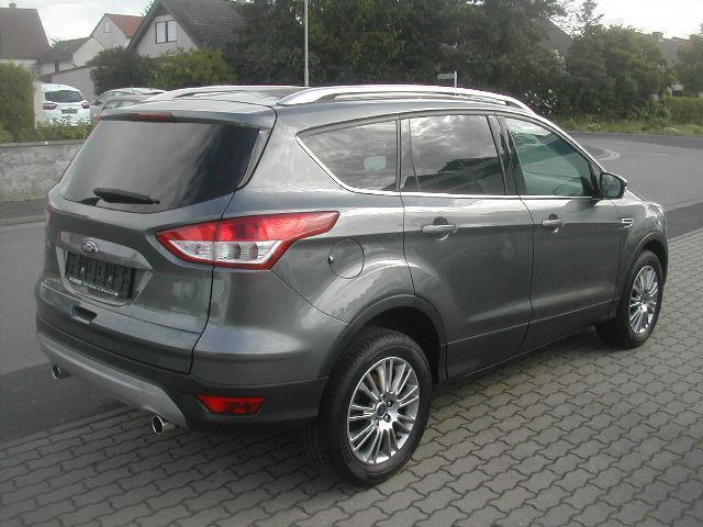 verkauft ford kuga 2 0 tdci titanium 2 gebraucht 2013. Black Bedroom Furniture Sets. Home Design Ideas
