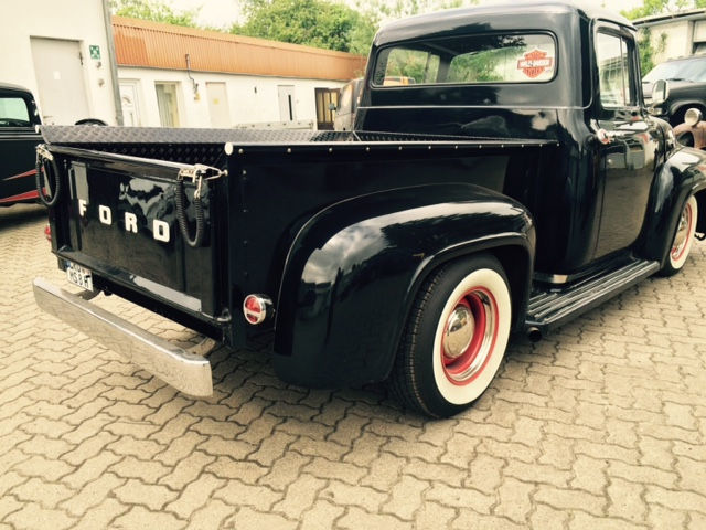verkauft ford f100 pick up gebraucht 1956 km in. Black Bedroom Furniture Sets. Home Design Ideas