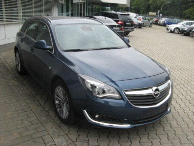 verkauft opel insignia st 2 0 cdti aut gebraucht 2016 km in lingen. Black Bedroom Furniture Sets. Home Design Ideas