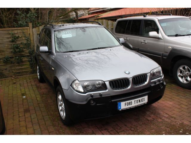 verkauft bmw x3 gebraucht 2006 km in zetel. Black Bedroom Furniture Sets. Home Design Ideas