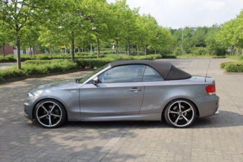 verkauft bmw 125 cabriolet 1er gebraucht 2010 km in ingolstadt. Black Bedroom Furniture Sets. Home Design Ideas