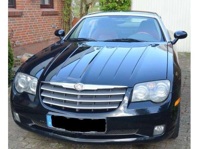 verkauft chrysler crossfire gebraucht 2003 km in schneverdingen. Black Bedroom Furniture Sets. Home Design Ideas