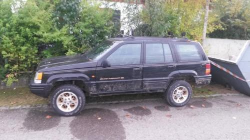 verkauft jeep grand cherokee 5 2 limit gebraucht 1997 km in gimbsheim. Black Bedroom Furniture Sets. Home Design Ideas