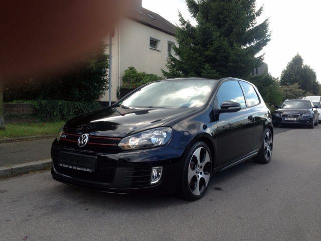 verkauft vw golf vi gti gebraucht 2009 km in. Black Bedroom Furniture Sets. Home Design Ideas