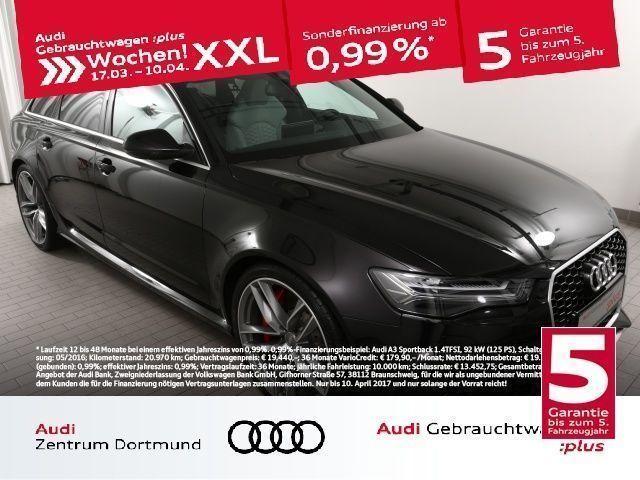 gebraucht Audi RS6 Avant quattro/Dynamik/Sportabgas/Pano (Navi)