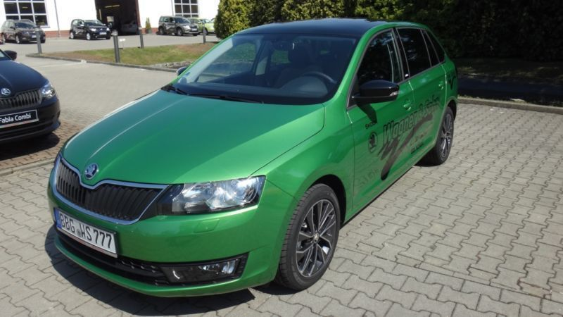 verkauft skoda rapid spaceback rapid s gebraucht 2016 km in bernburg. Black Bedroom Furniture Sets. Home Design Ideas