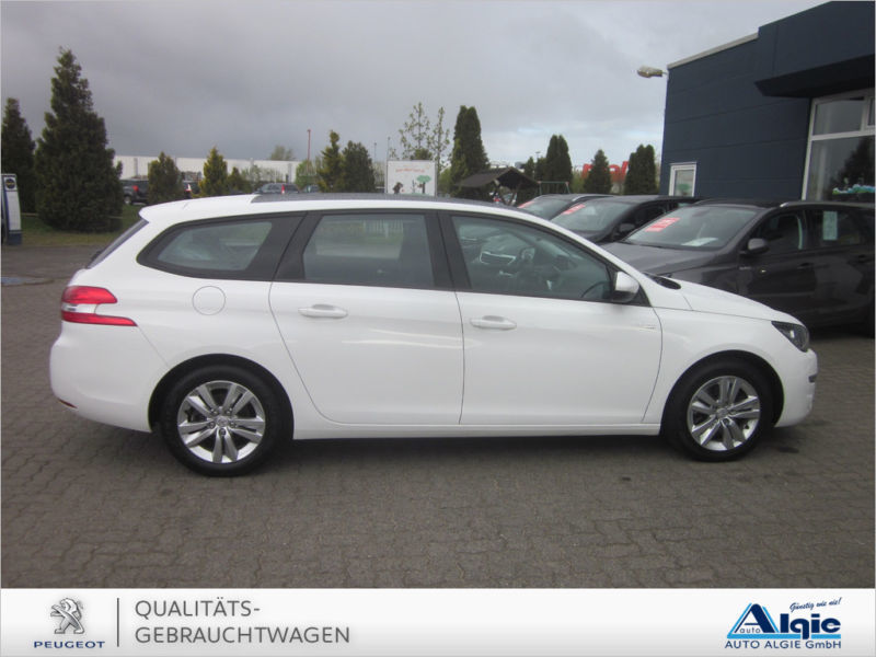 verkauft peugeot 308 sw bluehdi 150 ea gebraucht 2015 km in coburg. Black Bedroom Furniture Sets. Home Design Ideas
