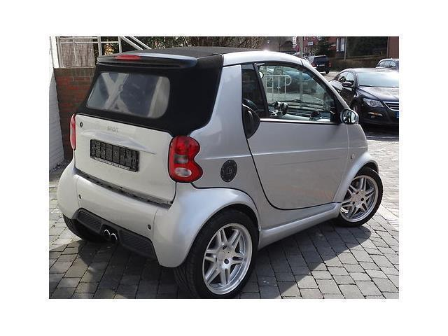 verkauft smart fortwo cabrio gebraucht 2003 km in pirna. Black Bedroom Furniture Sets. Home Design Ideas
