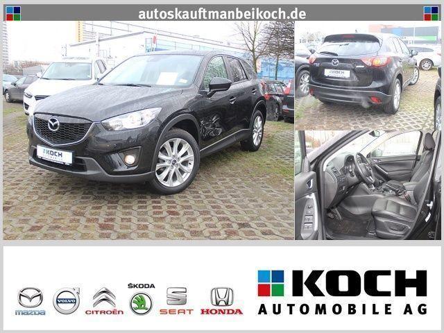 gebraucht Mazda CX-5 2.0 SKYACTIV-G Sports-Line AWD (Navi Leder)