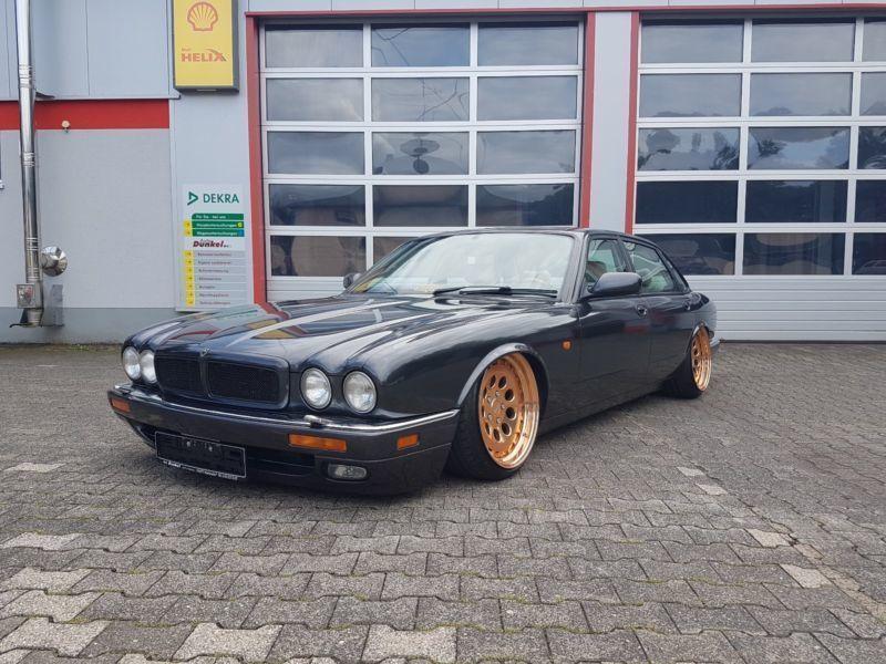 Verkauft Jaguar Xjr 4 0 Kompressor Sho Gebraucht 1997 91 230 Km