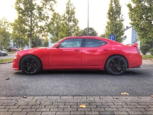 verkauft dodge charger srt8 einzelst ck gebraucht 2007. Black Bedroom Furniture Sets. Home Design Ideas