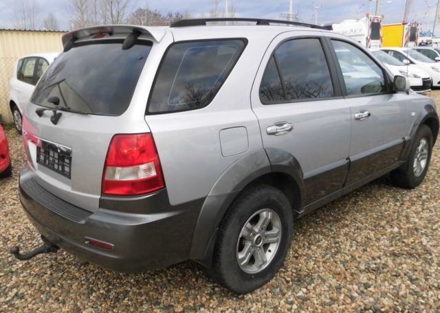 verkauft kia sorento 2 5 crdi lkw zu gebraucht 2005 km in brieselang ot zee. Black Bedroom Furniture Sets. Home Design Ideas