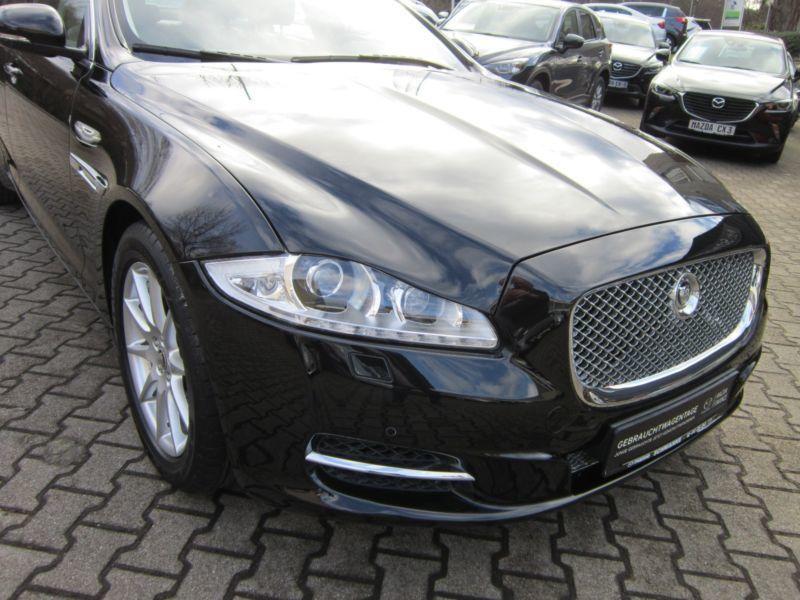 verkauft jaguar xj 3 0 v6 diesel s lux gebraucht 2010 km in landshut. Black Bedroom Furniture Sets. Home Design Ideas
