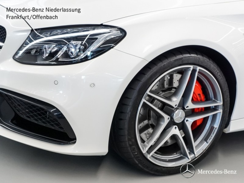 verkauft mercedes c63s amg mercedes am gebraucht 2016 km in frankfurt am main. Black Bedroom Furniture Sets. Home Design Ideas