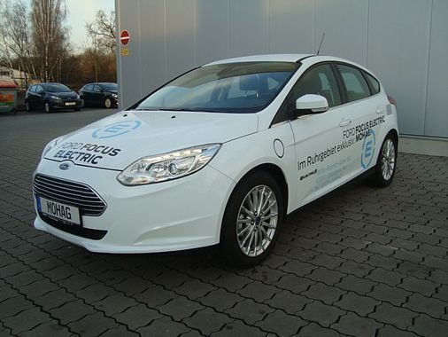 gebraucht ford ford focus electric 2013 km in. Black Bedroom Furniture Sets. Home Design Ideas