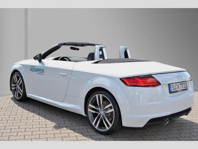 verkauft audi tt roadster 2 0 tfsi qua gebraucht 2016 km in meckenheim. Black Bedroom Furniture Sets. Home Design Ideas