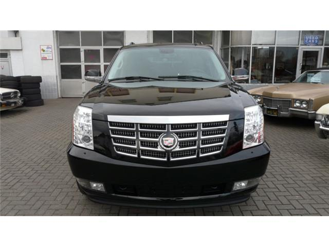 verkauft cadillac escalade 6 2 v8 emv gebraucht 2008. Black Bedroom Furniture Sets. Home Design Ideas