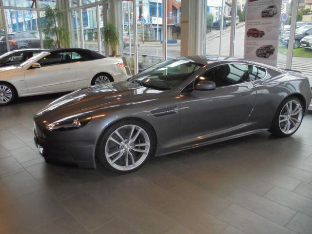 gebraucht touchtronic aston martin dbs 2010 km. Black Bedroom Furniture Sets. Home Design Ideas