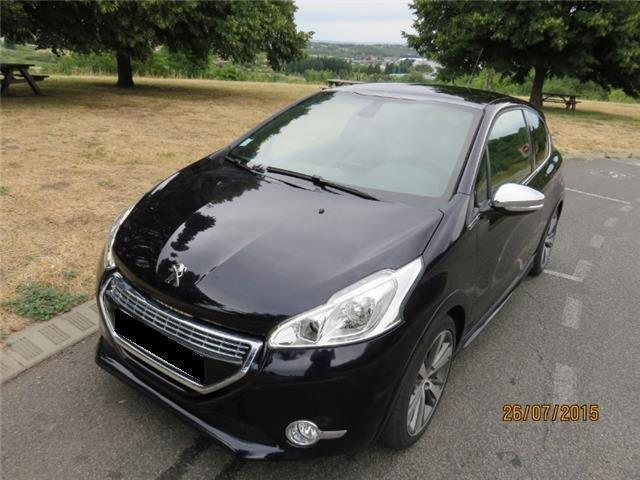 verkauft peugeot 208 82 vti active gebraucht 2013 km in lage. Black Bedroom Furniture Sets. Home Design Ideas