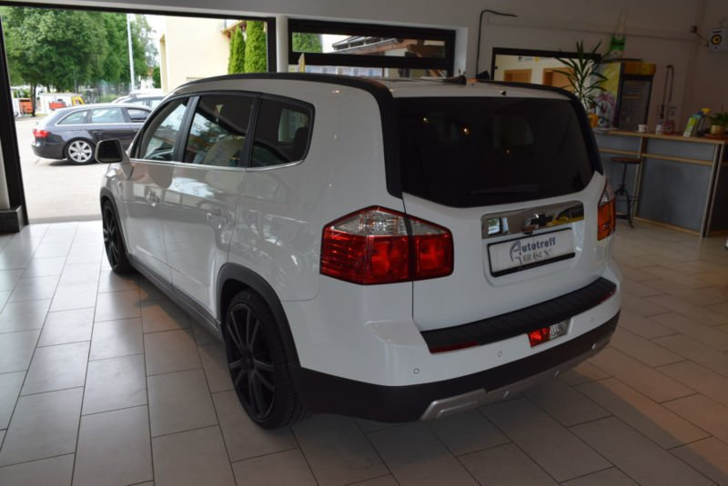 verkauft chevrolet orlando 2 0 td ltz gebraucht 2012 km in isny. Black Bedroom Furniture Sets. Home Design Ideas