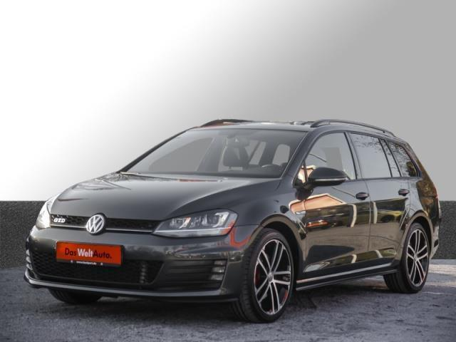 verkauft vw golf vii golf vii variant gebraucht 2016 km in dortmund. Black Bedroom Furniture Sets. Home Design Ideas