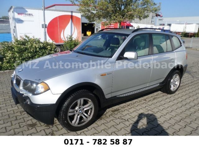 verkauft bmw x3 gebraucht 2004 km. Black Bedroom Furniture Sets. Home Design Ideas
