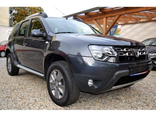 verkauft dacia duster tce 125 4x2 pres gebraucht 2014 km in leipzig. Black Bedroom Furniture Sets. Home Design Ideas