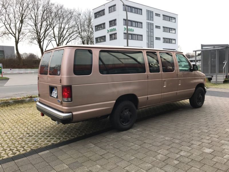verkauft ford econoline v10 clubwagon gebraucht 1997 km in dortmund. Black Bedroom Furniture Sets. Home Design Ideas