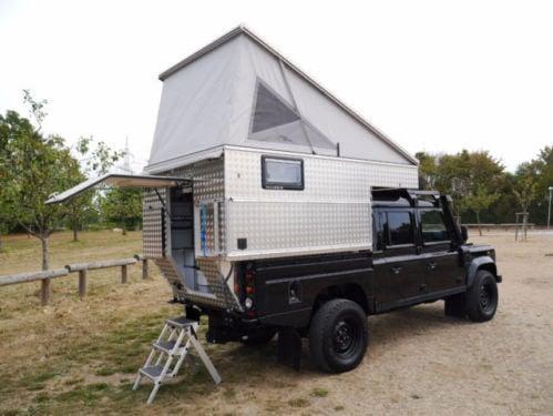 land rover defender 130 wohnmobil kaufen land rover car. Black Bedroom Furniture Sets. Home Design Ideas
