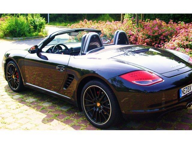 verkauft porsche boxster s gebraucht 2011 km in grevenbroich. Black Bedroom Furniture Sets. Home Design Ideas
