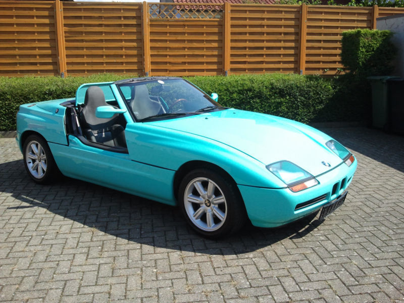 verkauft bmw z1 roadster lorenz 2 7 lt gebraucht 1989. Black Bedroom Furniture Sets. Home Design Ideas