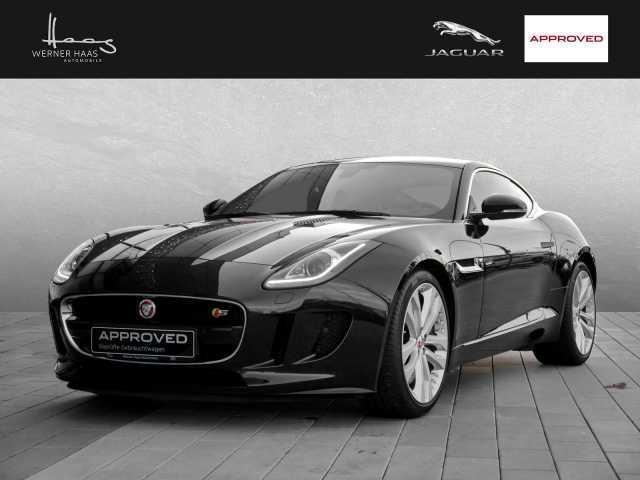 verkauft jaguar f type coupe aut s gebraucht 2015 km in augsburg. Black Bedroom Furniture Sets. Home Design Ideas