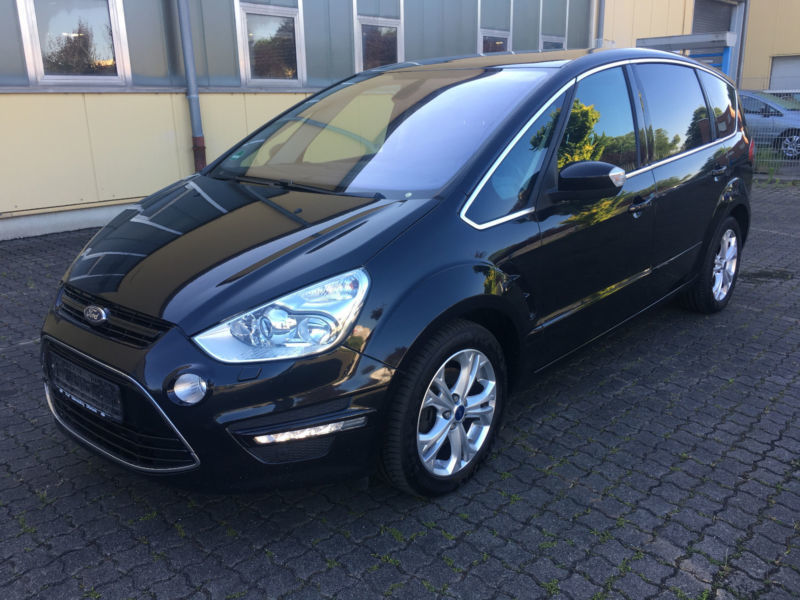 verkauft ford s max titanium navi xeno gebraucht 2012 km in werl. Black Bedroom Furniture Sets. Home Design Ideas
