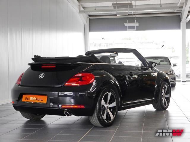 verkauft vw beetle the cabriolet 2 0 t gebraucht 2013. Black Bedroom Furniture Sets. Home Design Ideas