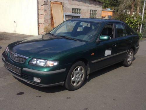 verkauft mazda 626 2.0 exclusive, gebraucht 1998, 235.850 km in