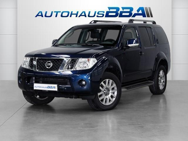 verkauft nissan pathfinder 2 5 dci le gebraucht 2013. Black Bedroom Furniture Sets. Home Design Ideas