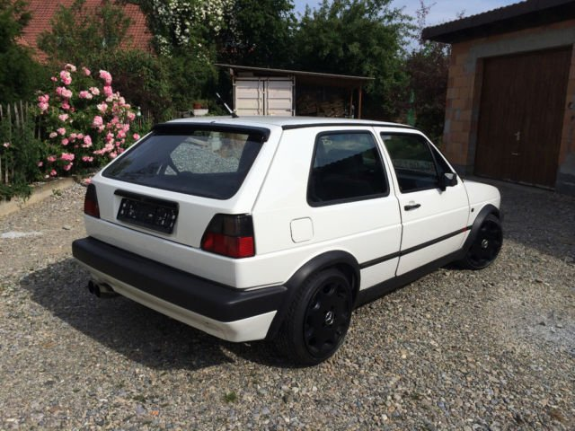 verkauft vw golf ii gti 16v oettinger gebraucht 1986 km in biberach. Black Bedroom Furniture Sets. Home Design Ideas