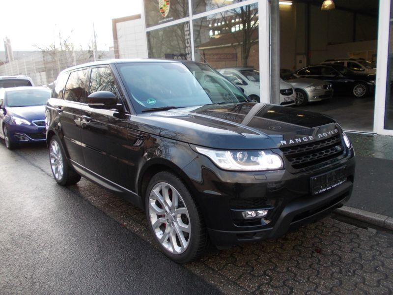 verkauft land rover range rover sport gebraucht 2014 km in bocholt. Black Bedroom Furniture Sets. Home Design Ideas