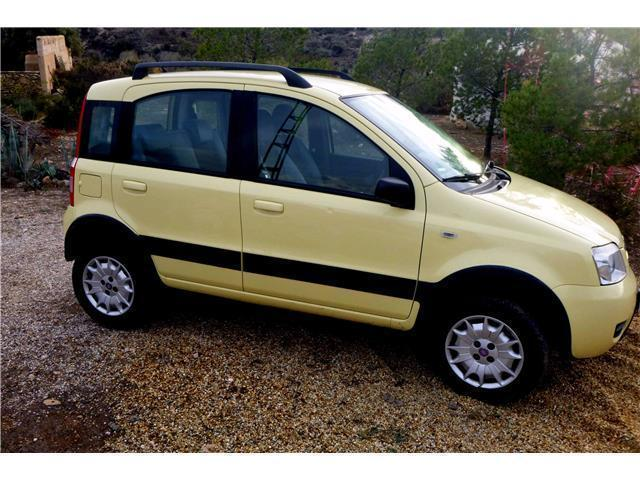 verkauft fiat panda 4x4 1 3 multijet d gebraucht 2008 km in seubersdorf bat. Black Bedroom Furniture Sets. Home Design Ideas