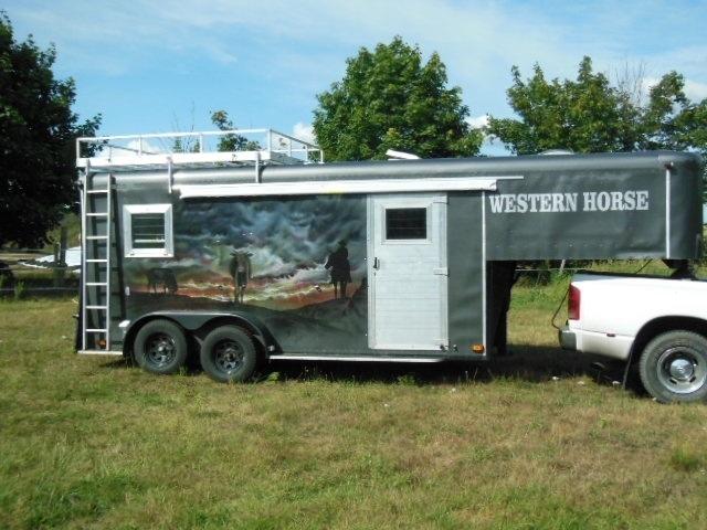verkauft dodge ram 3500 mit pferdetrai gebraucht 2006. Black Bedroom Furniture Sets. Home Design Ideas