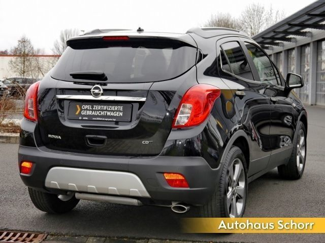 verkauft opel mokka 1 7 cdti automatik gebraucht 2013 km in munchen. Black Bedroom Furniture Sets. Home Design Ideas