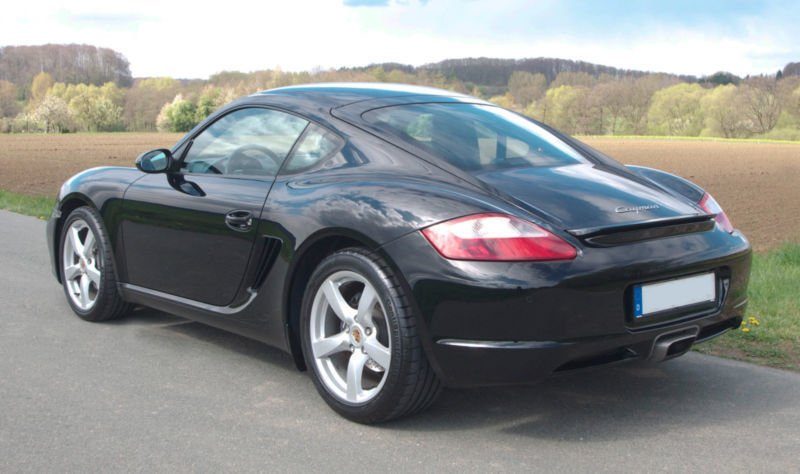 verkauft porsche cayman gebraucht 2008 km in detmold. Black Bedroom Furniture Sets. Home Design Ideas