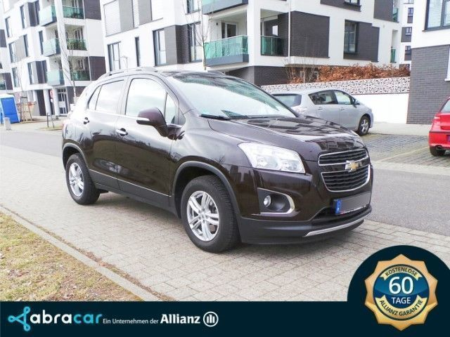 verkauft chevrolet trax lt 4x4 1 4 ink gebraucht 2013 km in stuttgart. Black Bedroom Furniture Sets. Home Design Ideas