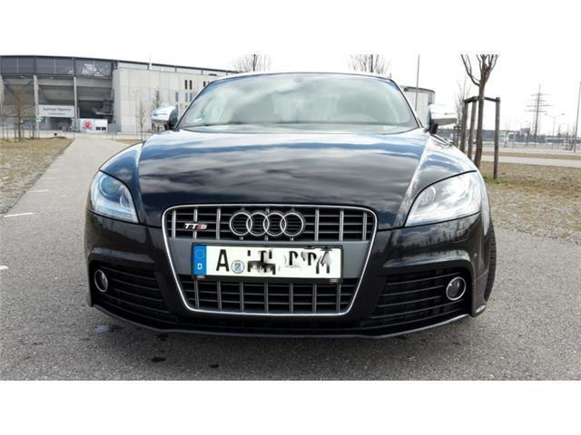 verkauft audi tts coupe s tronic magne gebraucht 2009 km in augsburg. Black Bedroom Furniture Sets. Home Design Ideas