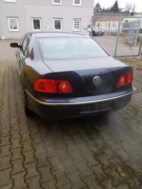 verkauft vw phaeton baureihe 2006 gebraucht 2006 km in l beck. Black Bedroom Furniture Sets. Home Design Ideas