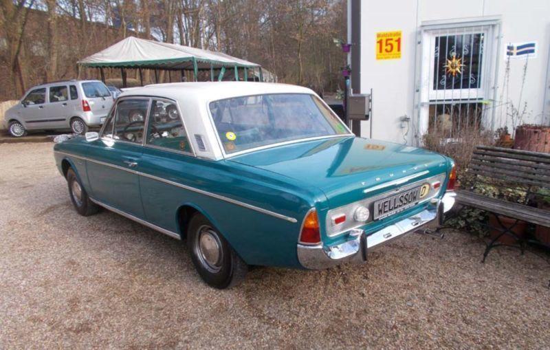 taunus gebrauchte ford taunus kaufen 84 g nstige autos zum verkauf. Black Bedroom Furniture Sets. Home Design Ideas