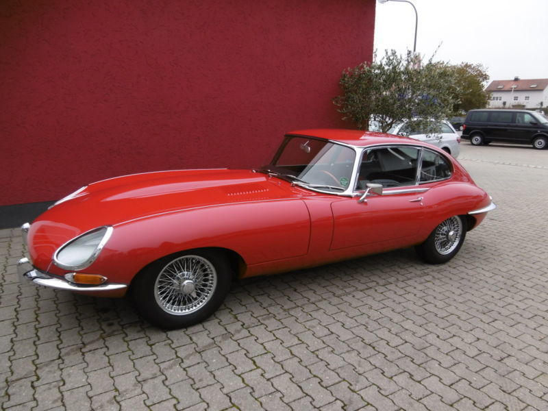 verkauft jaguar e type serie 1 2 2 in gebraucht 1966 km in amberg. Black Bedroom Furniture Sets. Home Design Ideas