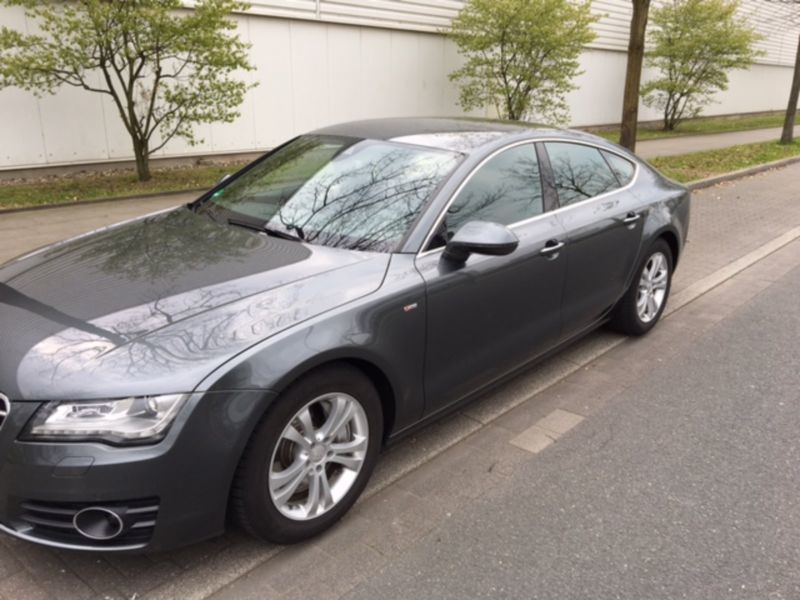 gebraucht 3 0 tfsi quattro s tronic vollausstattung audi a7 2011 km in bielefeld. Black Bedroom Furniture Sets. Home Design Ideas